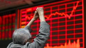 Chinas Börsen auf Höhenflug