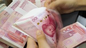 Peking setzt im Handelsstreit den Yuan als Waffe ein