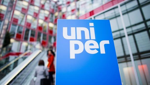 Eon-Aktionäre spekulieren auf besseren Preis für Uniper