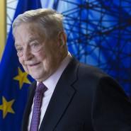 Keiner, der sich zurückhält: George Soros mischt sich auch mit 87 Jahren noch in die Weltpolitik ein.