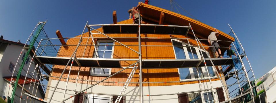 Immobilien eigenheim in ballungszentren oft unerschwinglich for Eigenheim berlin