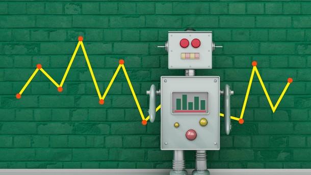 Soll ich einem Roboter mein Geld anvertrauen?