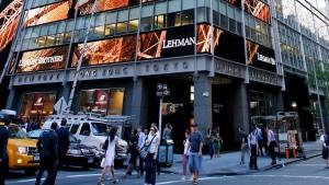 Lehman-Zertifikate beschäftigen noch lange die Justiz