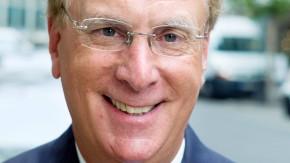 <b>Larry Fink</b> - Der Vorstandsvorsitzende des amerikanischen Finanzunternehmens <b>...</b> - blackrock-chef-larry-fink