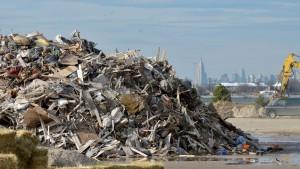 Der Müll der Welt als Geschäftsmodell