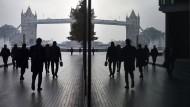 Banken planen für den harten Brexit