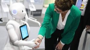 Neuer Anlageroboter für die Allianz