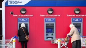 Opfer eines Hackerangriffs: die Bank des britischen Handelskonzern Tesco