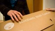 """""""Kochen mit Liebe"""": Kann Hello Fresh damit dem Marktführer Blue Apron in Amerika Konkurrenz machen?"""