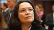 Arbeitsministerin Andrea Nahles: Will Betriebsrente mit mehr Freiheiten ausstatten.