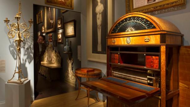 sinkende preise zeit f r antiquit ten meine finanzen faz. Black Bedroom Furniture Sets. Home Design Ideas