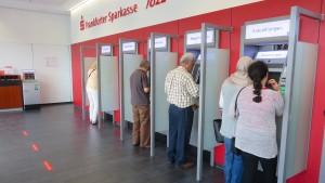 Einige Automatenkarten werden einfach abgeschafft