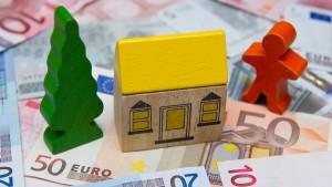 Die Bauzinsen in Deutschland steigen