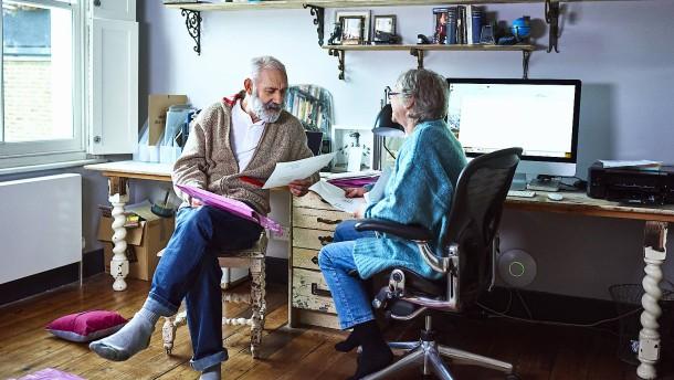 So rechnen Rentner und Pensionäre mit dem Finanzamt ab