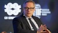 Hat die Mahnungen ignoriert: der Präsident des Sparkassenverbands Georg Fahrenschon