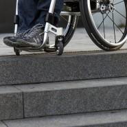 """Rollstuhlrampe benötigt? Die Kosten für dein Einbau können hoch sein. Steuerzahler mit solchen """"außergewöhnlichen Belastungen"""" sollen profitieren."""