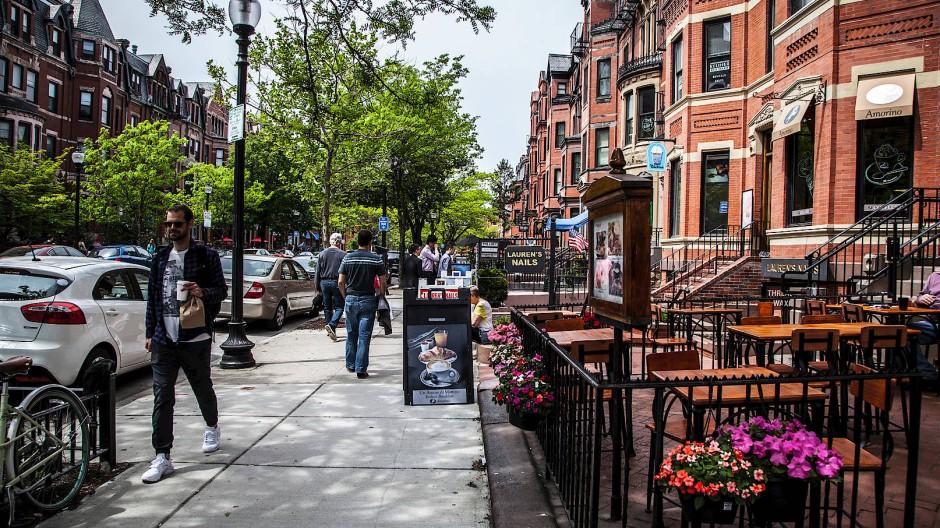 Beliebte Fondsobjekte: Häuser im Boston können, nachdem sich im Geschäft mit geschlossenen Fonds in den letzten Jahren viel getan hat, eine attraktive Geldanlage sein.