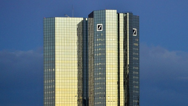 Hohe Kapitalhürden für die Deutsche Bank