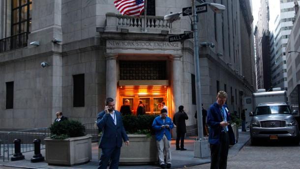 Wall-Street-Banken zügeln die Bonuszahlungen