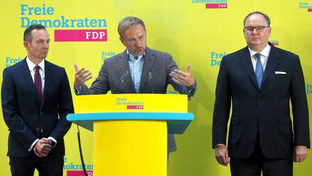 Wie die FDP weiblicher werden will