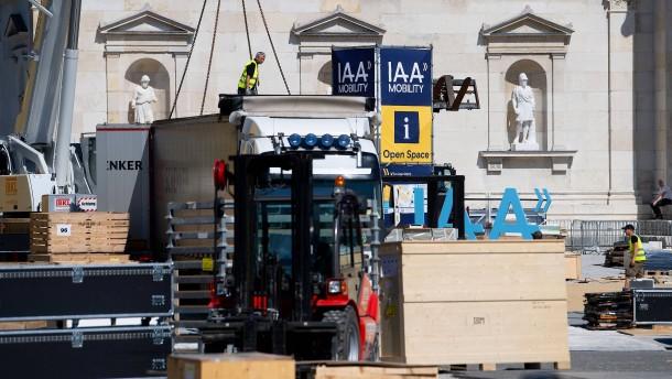Wird die IAA zur Krawall-Bühne Linksextremer?