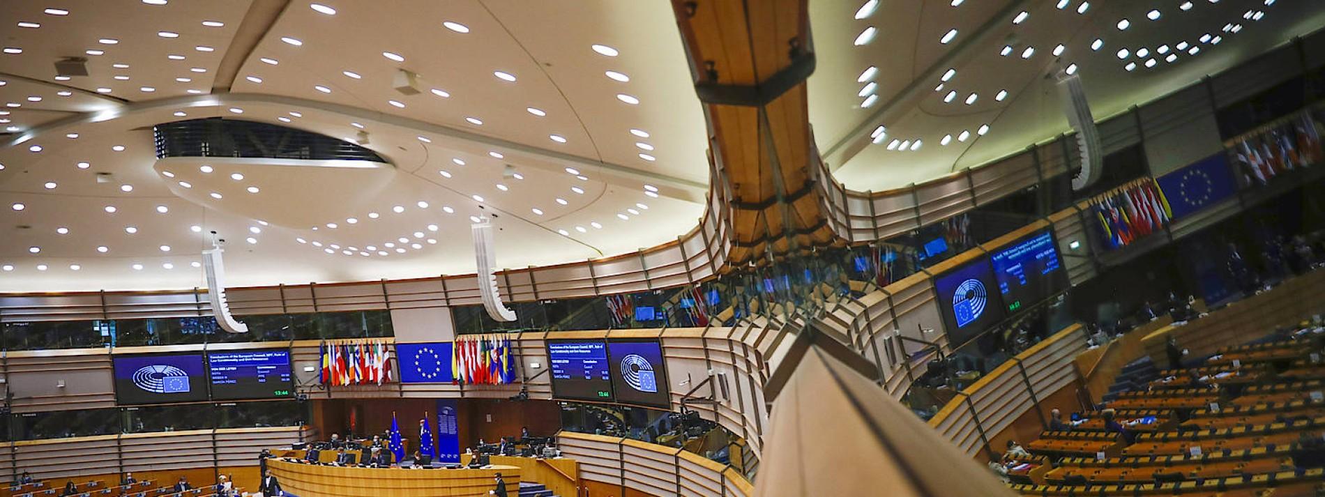 EU-Parlament vertagt Entscheidung über Ratifizierung