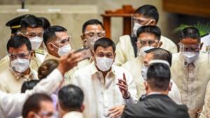 Duterte will Vizepräsident werden