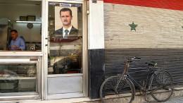 Die Not in Assads ausgezehrtem Reich