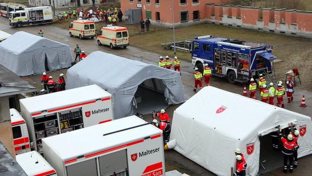 Warum Deutschland für Katastrophen so schlecht gerüstet ist