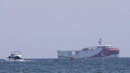 Die Türkei sucht die kontrollierte Eskalation auf See