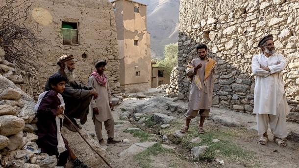 Der Frieden der Taliban