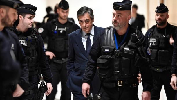 Wurde François Fillon Opfer einer parteiischen Justiz?