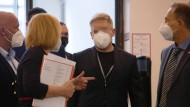 Sein Video brachte 2019 die ÖVP-FPÖ-Regierung zu Fall: Julian H. am Donnerstag vor dem Ibiza-Untersuchungsausschuss in Wien