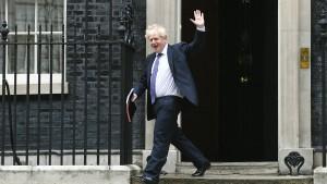 Will Johnson den Brexit-Vertrag aushebeln?