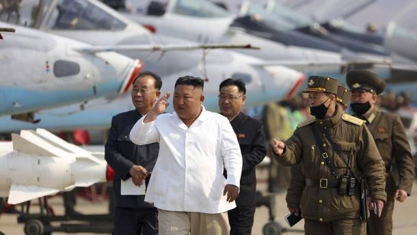 Wo ist Kim Jong-un?