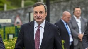 Draghi an Trump: Wir steuern den Wechselkurs nicht