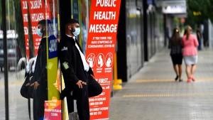 Australien zieht Mauern gegen China hoch