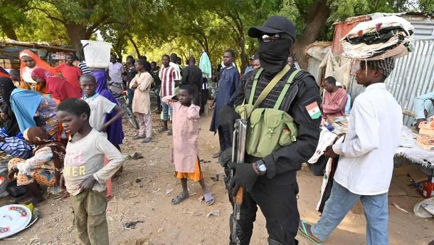 Terroranschlag in Niger mit mehr als 50 Toten