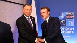 Macrons neue Ostpolitik