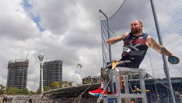 Sportliche Höchstleistungen trotz Behinderung