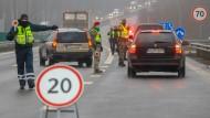 Wegen Weihnachten: Verkehrskontrollen in Vilnius am 18. Dezember