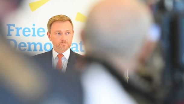 Die FDP dringt kaum durch