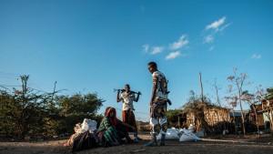 Kein Ende der Gewalt in Äthiopien