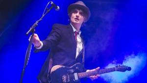 Rocksänger Pete Doherty in Paris festgenommen