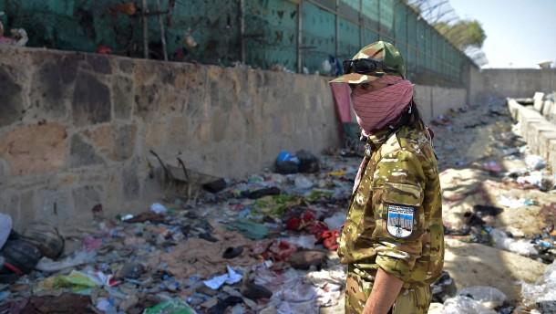 """Nun kämpfen die Taliban gegen den """"Islamischen Staat"""""""