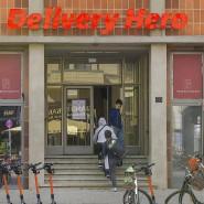 Delivery Hero-Zentrale in Berlin