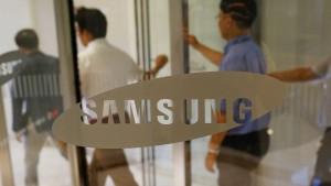 Samsungs Gewinn halbiert sich