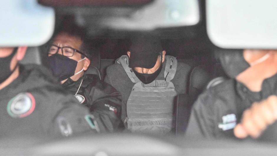 Emilio Lozoya, der frühere Chef des staatlichen mexikanischen Ölkonzerns Pemex, wird im Juli zur Generalstaatsanwaltschaft gebracht.