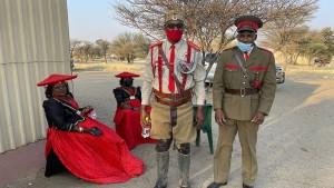 Alte deutsche Schuld in Namibia