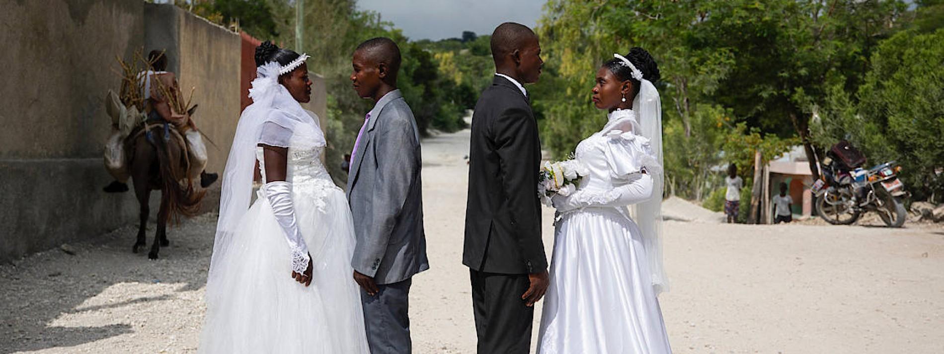 Die wilden Hochzeiten von Haiti